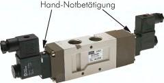 "5/3-Wege-Magnetventile G 1/2"", Baureihe SF6000"