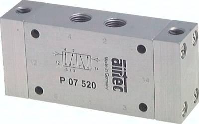5/2-Wege-Pneumatikimpulsventile|Baureihe P