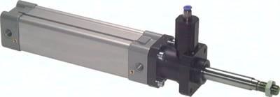 Feststelleinheiten, für Zylinder ISO 15552