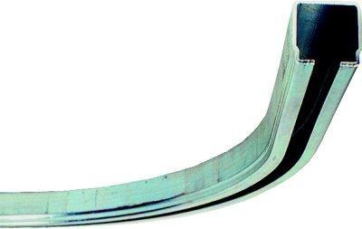 90° Bogen aus C-Profil (Zubehörteil für Schutzvorhänge und -lamellen)