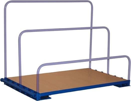 Einsteckbügel L für Plattenwagen + Plattenständer