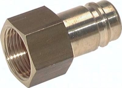 Kupplungsstecker NW 15 (Innengewinde)