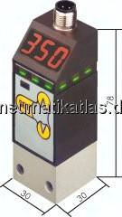 Elektronische Druckschalter - Komfortausführung, bis 400 bar