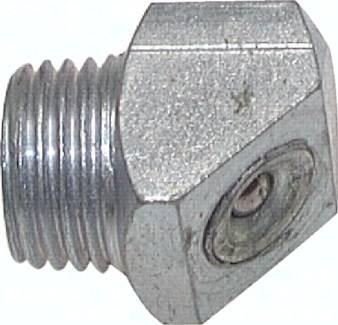 45° Trichterschmiernippel, DIN 3405 B