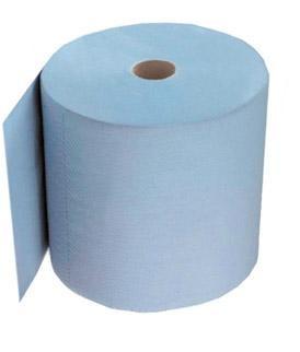 Großrolle Papierwischtücher