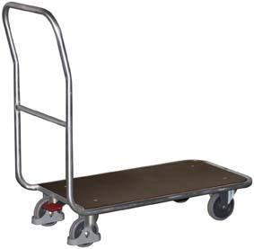 Alu-Magazinwagen , Tragkraft 200 kg