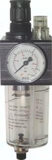 Kombi-Wartungseinheiten, bis 3400 l/min