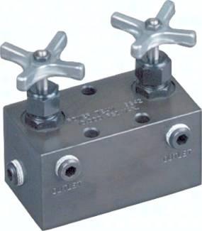 Adapter und Anschlusszubehör, 700 bar