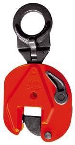 Blechgreifer mit 45° Schwenkbügel