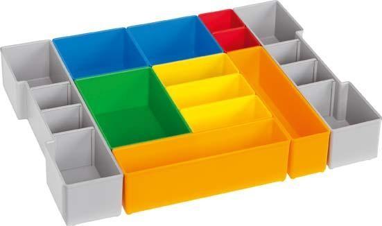 Insetboxen-Set für Werkzeugkoffer L-BOXX Modell 102