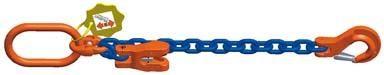 Einstrang-Kettengehänge mit Sondergüte-Kette