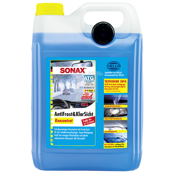 Sonax Anti-Frost-Konzentrat 5 L