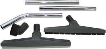 Industrie-Reinigungs-Set für Nass-/Trockensauger