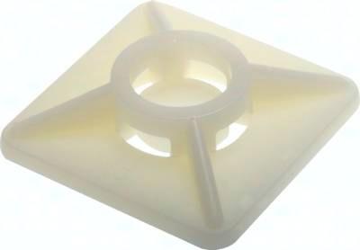 Kabelbinder - Sockel