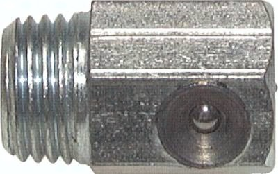 90° Trichterschmiernippel, DIN 3405 C