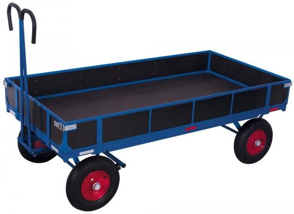 Bordwand für Handpritschenwagen (Mehrpreis)
