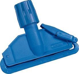 Fransenmopphalter, blau