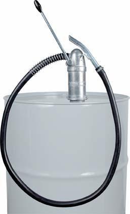 Handpumpen / Elektropumpen, Horn Handpumpe K10 C