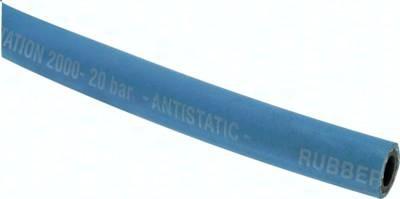 Druckluft-Gummischläuche, antistatisch