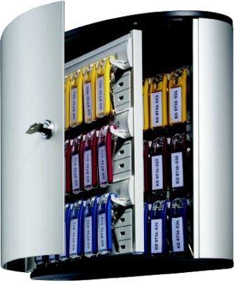Design-Schlüsselkasten mit Zylinderschloss