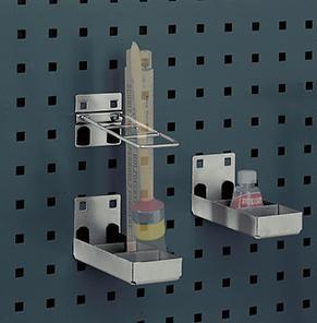 Kombihalter für perfo-Lochplatten