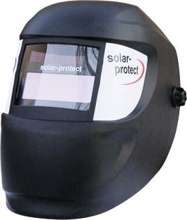 Automatikhelm solar-protect