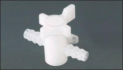 2-Wege-Schlauchventile aus PVDF|PN 1