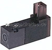 3/2-Wege-Magnetventile mit Federrückstellung, Baureihe YS10
